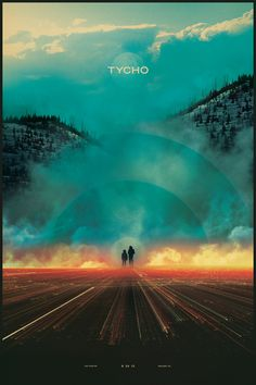 boulderI5 #tycho #poster