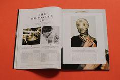 Brooklyn Magazine | Fa2011 | Theophilus London on Editorial Design Served #editorial #magazine