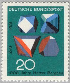 54 #stamp #illustration #german