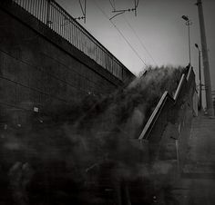 Gimme Bar   I must move, I must move And I can't stand still #alexey #the #photography #titarenko #zombies #bw