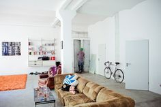 Tumblr #flat #crib #house