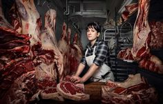 #4 Heather Marold Thomason, Butcher And Owner Of Primal Supply Meats In Philadelphia, Pennsylvania