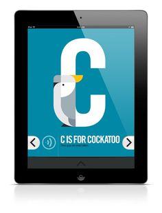 ABC iPad App on App Design Served