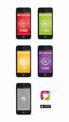 New GDA Labelling #iphone #illustration #app #gda