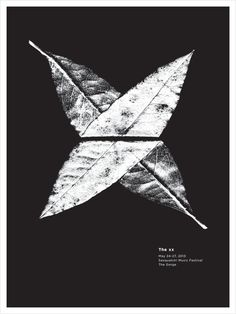 The xx #poster
