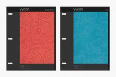 Cristian Ordóñez » Vycon #print #identity #stationery