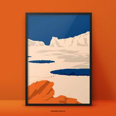 Huge Holes - In Space? Poster Series by Aleksandar Papez - http://etsy.me/1di2s06 #scale #universe #humans #holes #fantastic #orange #space #cars #poster #huge #blue #planet
