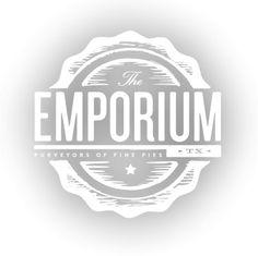 Emporium Pies #logo #emporium #typography