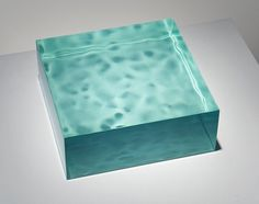 Peter Alexander, 2009 #sculpture #resin #water #polyester #peter #alexander #art #mirasol