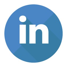See more icon inspiration related to linkedin, social media, brands and logotypes, brand, logotype, logo and social network on Flaticon.