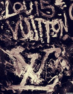 Typeverything.com -Â LOUIS VUITTON by ANTONI TUDISCO. #vuitton #louis #typography