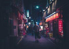本当に馬鹿でした。 : Photo #masashi #wakui #tokyo #photography #neons #neon #lights #japan