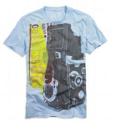 American Eagle : Lonny Hurley #shirt