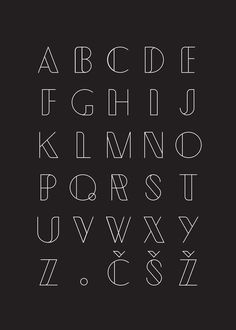 gorgeous typography #font #design #typography