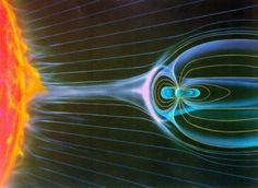 theimportanc.jpg (JPEG Image, 410x300 pixels) #illustration #magnetosphere