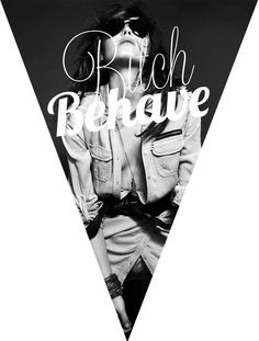Bitch Behave | inspired art by Artisto #model #quote #lyrics #design #behave #concept #poster #art #bitch