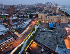 CJWHO ™ (The High Line, Manhattan, New York The High Line...) #green #amazing #garden #design #landscape #park #architecture #york #new