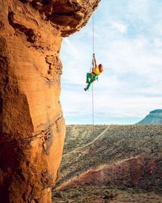 Seriously Badass Ladies: Rock Climbing Photography by Irene Yee