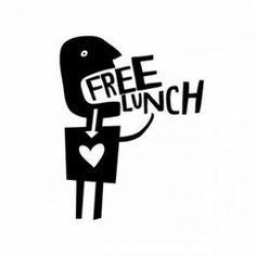 free_lunch-300x300.jpg (JPEG Image, 300 × 300 pixels) #cartoon #black