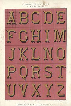 1882lettres 11 by pilllpat (agence eureka) #letters #typography
