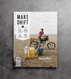 banner with text #inspiration #cool #cover #type #editorial #magazine #typography