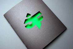 SF Group / Brand Identity on Behance #die #cut #folder