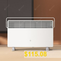 Xiaomi #MIJIA #2200W #Power #Electric #Heater #Thermostat #Version #- #WHITE