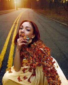 Marvelous Street Portrait Photography by Trice Saül