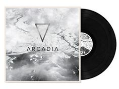 arcadia_henning_gjerde-dribbble.png (400×300) #artwork #album #arcadia #typography