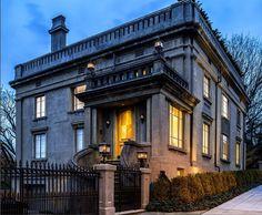 Duchess Mansion Garret Cord Werner