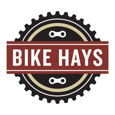 Bike Trails in Hays, Kansas.