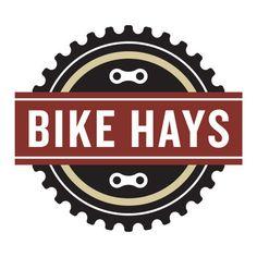 Bike Trails in Hays, Kansas.