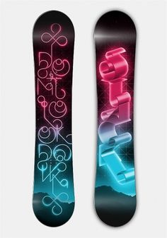 Stack Snowboards on the Behance Network #stack #illustration #snowboards #typography