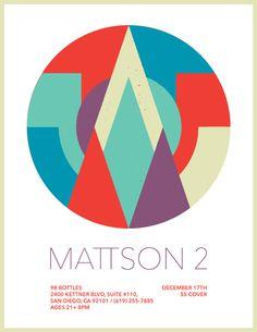 Mattson 2 Poster | Dustin Ortiz #illustration #poster #dustin #ortiz #mattson