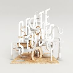 Grate Studio by Peter Tarka #design #graphic #typography
