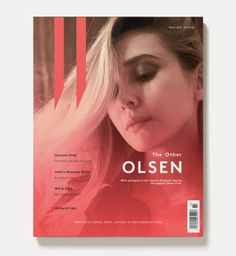 The Other Olsen #magazine #typography