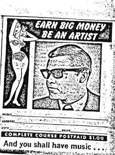 Be An Artist, by Dan Bina