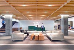 Creative Workspace Environment designed by O+A - #office, office design, office space, #interior,