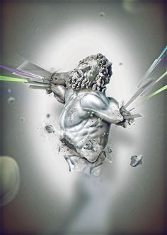 Laocoon by Maciek Haraf #illustration