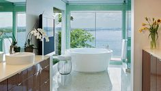 Beautiful bathroom atmosphere - Bathroom flavours