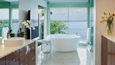 Beautiful bathroom atmosphere - Bathroom flavours