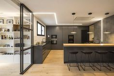 Lovely Attic Penthouse Renovated by Susanna Cots in Barcelona 6