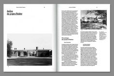 Manuela Dechamps Otamendi | Baucher - Blondel - Filippone #layout #book #spread