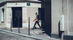 Cinematic Paris: Striking Street Photography by Stijn Hoekstra