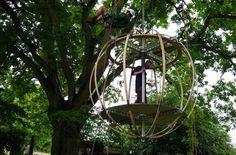 luminair tree tent 2.jpg #tent #forest #tree