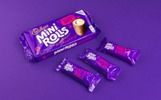 Cadbury Mini Rolls on Behance