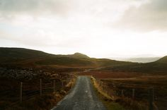 Stephen Edwards Portfolio The road to Hornhead, Co. Donegal, Ireland. #sun #hill #photo #landscape #photography #light