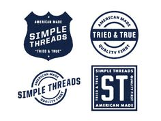 Simple Threads #lane #anthony