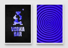 #poster #vodka #bear #fun #syndicatecreativeagency #typography #egorkevraletin