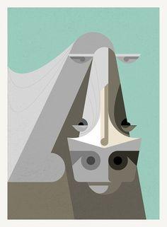 White Rhinoceros Portrait #lumadessa #portrait #rhinoceros #lumadess